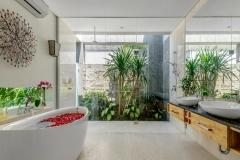Villa Aramanis - Bamboo, Master bathroom