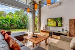 Villa Aramanis - Indah, Living room
