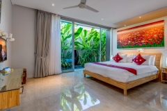 Villa Aramanis - Indah, Master bedroom
